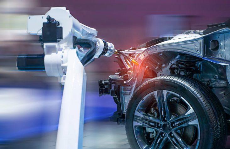 Roboterschweißen – was können Roboter heute schon?